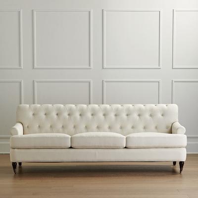 Carson Sofa - Performance Linen ...