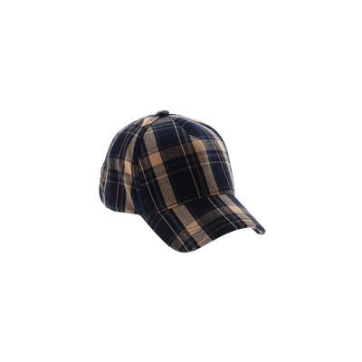 Olive Olique Baseball Cap: Tan A...