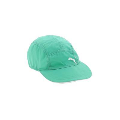 Puma Baseball Cap: Green Accesso...