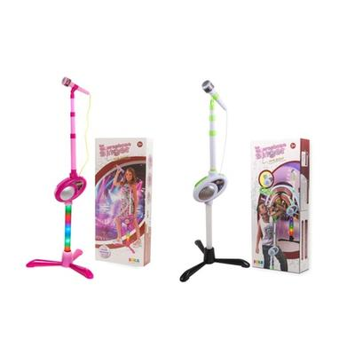 Plug and Play Microphone Stand: ...