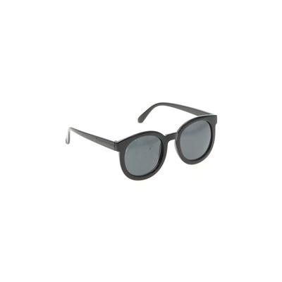 Assorted Brands - Assorted Brands Sunglasses: Black Solid Accessories