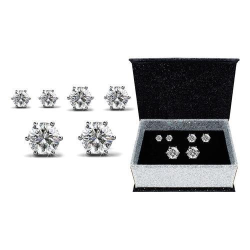 Earrings Trinity Set (3 pairs of earrings)