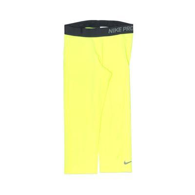 Nike Active Pants - Elastic: Yel...