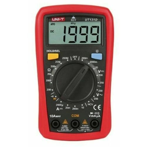 UT 131D Multimeter, digital, 2000 Counts - Uni-t