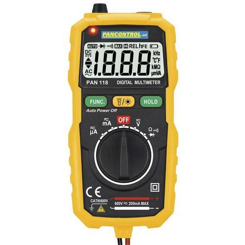Pancontrol Digital Multimeter 600
