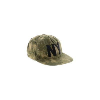 Baseball Cap: Green Accessories