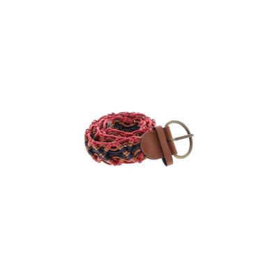 Unbranded - Belt: Tan Solid Accessories - Size Medium
