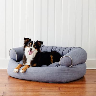 Comfy Couch Pet Bed - Quarry Blu...
