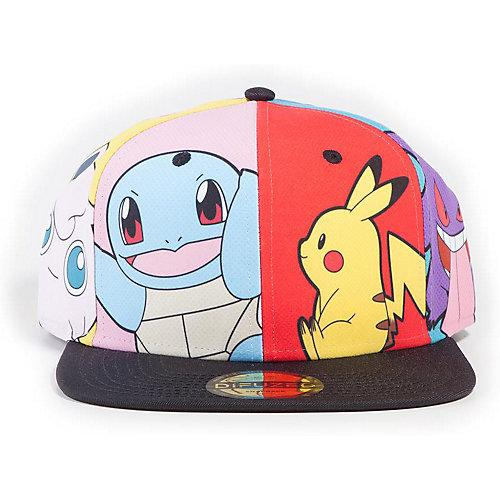 Cap Pokemon Multi Pop Art