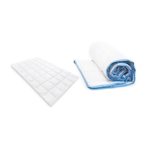 Bettdecke: Weiß / 155 x 220 cm