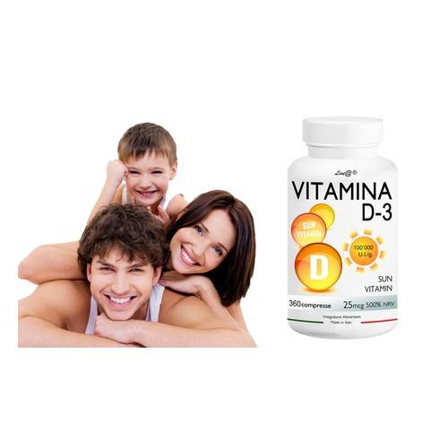 VITAMINA D 360 - grammi 21 6