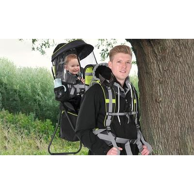 HomCom Hiking Baby Carrier: Red