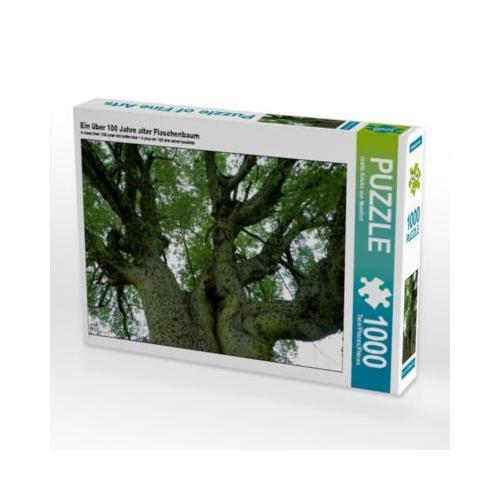 Ein über 100 Jahre alter Flaschenbaum Foto-Puzzle Bild von Anne Kristin Gräfin von Montfort Puzzle
