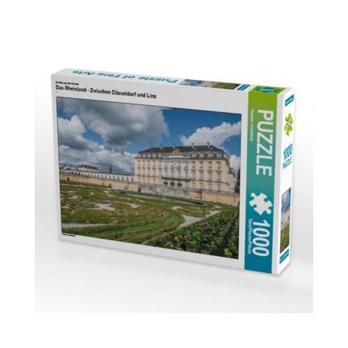 Das Rheinland - Zwischen Düsseldorf und Linz Foto-Puzzle Bild von Thomas Leonhardy Puzzle