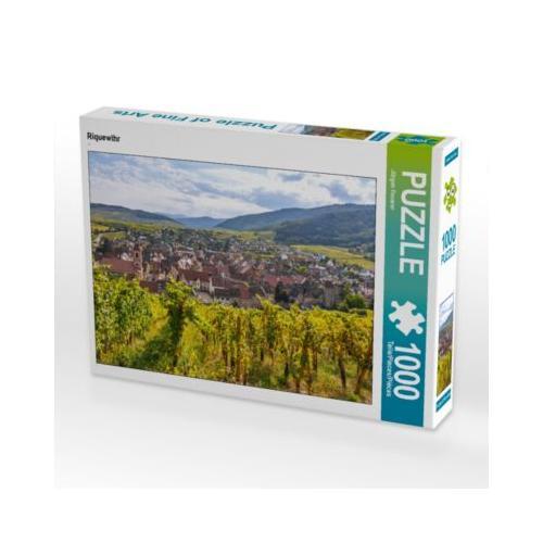 Riquewihr Foto-Puzzle Bild von JF-Fotografie Puzzle