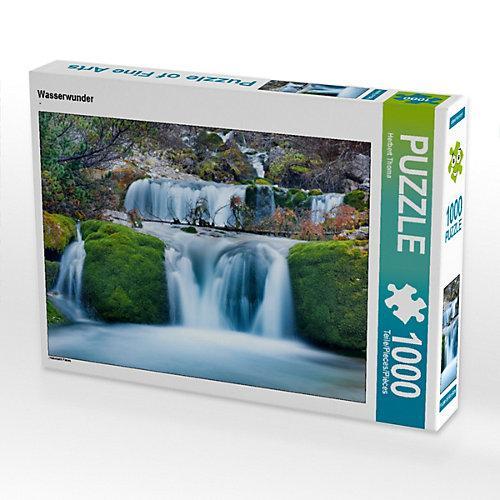 Wasserwunder Foto-Puzzle Bild von Herbert Thoma Puzzle