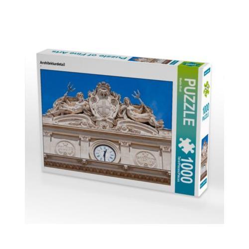Architekturdetail Foto-Puzzle Bild von Martin Ristl Puzzle