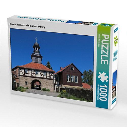 Kloster Michaelstein in Blankenburg Foto-Puzzle Bild von Fotine Puzzle