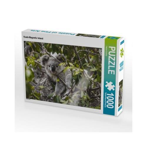 Koala Magnetic Island Foto-Puzzle Bild von Fabian Zocher Puzzle