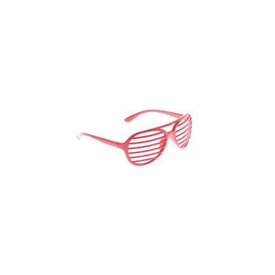Sunglasses: Red Stripes Accessories
