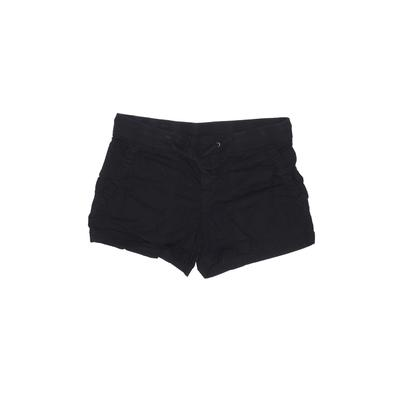 a.n.a. A New Approach Athletic Shorts: Black Solid Activewear - Size 4