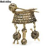 Wuli & baby – broche pour pull t...