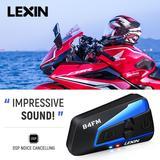 Lexin-oreillette Bluetooth B4FM ...
