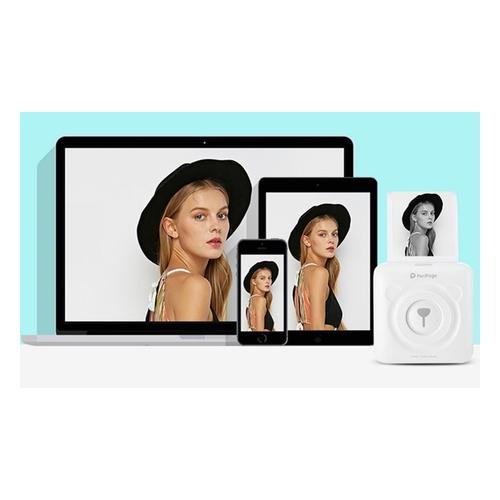 PeriPage Bluetooth-Drucker: PeriPage Bluetooth-Drucker + Druckerpaket