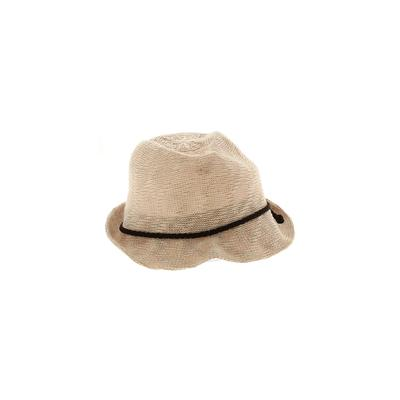 San Diego Hat Company Fedora: Tan Accessories
