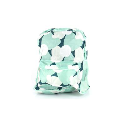 Backpack: Green Accessories