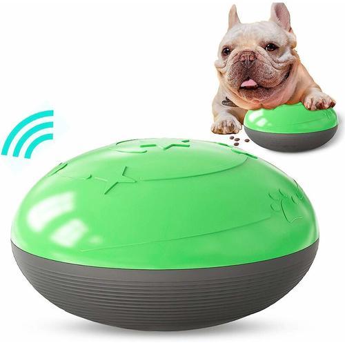 SOEKAVIA Hundespielzeug Ball Unzerstörbares Hundespielzeug Kauspielzeug Gummispielzeug Hundeball