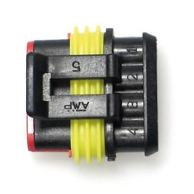 AMP Plug-in housing 4-pin
