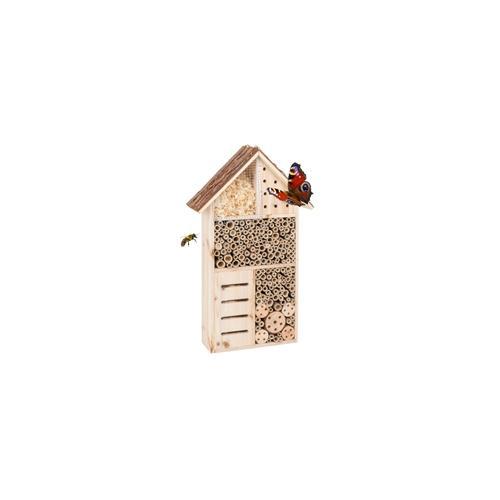 Insektenschutz-Haus, Insektenhotel 27 x 9 x 49cm