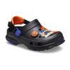 Crocs Black / Multi Kids' Classic All Terrain Space Jam Ii Clog Shoes