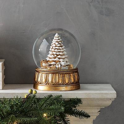 Winter Wonderland Snow Globe - F...