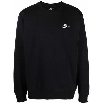 Sportswear Club Sweatshirt - Black - Nike Sweats