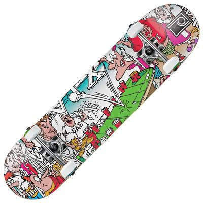 Roller Derby Street Series Skateboard Frat House