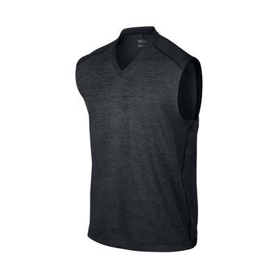 Nike Golf Dri-Fit Performance Vest-Black-Large