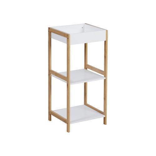 axentia Bambus-Regal (30x65x28,5 cm)