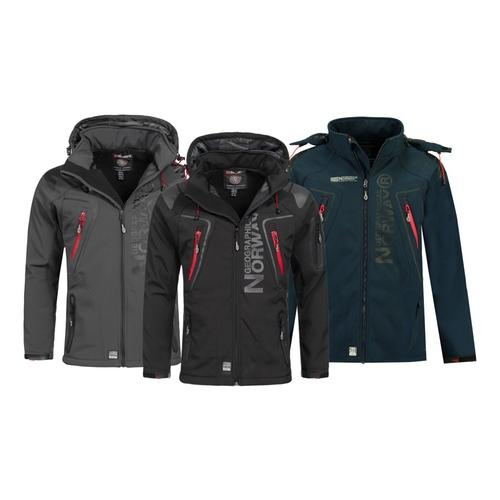 Geographical Norway Jacke: Navy/Gr. 3XL
