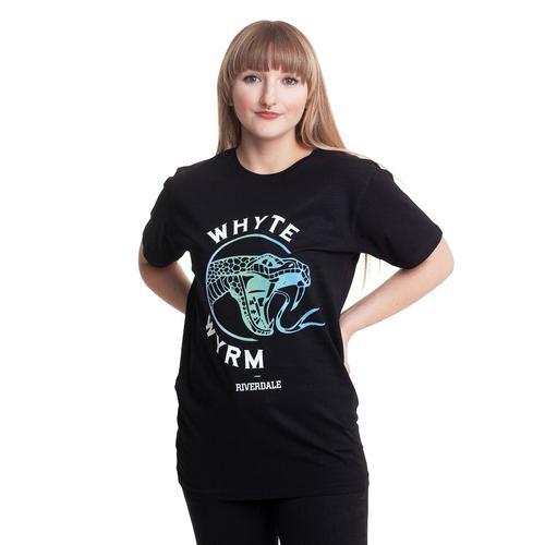Riverdale - Whyte Wyrm Snake - - T-Shirts