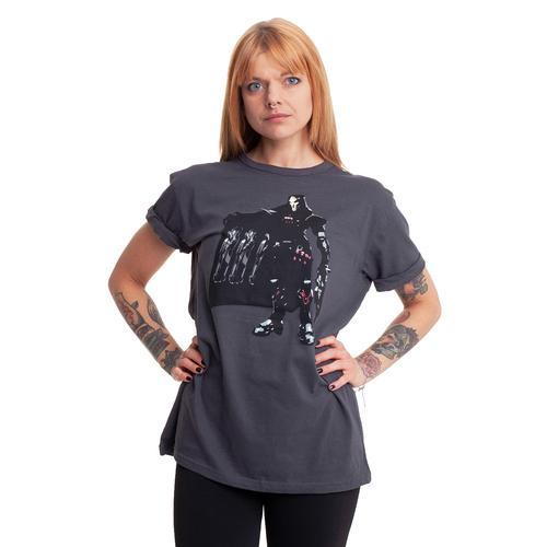 Overwatch - Reaper Grey - - T-Shirts