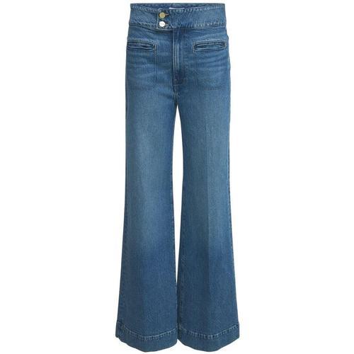 """FRAME Hoch Geschnittene Jeans """"le Hardy"""""""