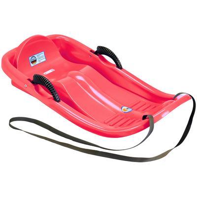KHW Rodel Snow Star de luxe, BxLxH: 47x83x18 cm rosa Kinder Schlitten Wintersportausrüstung Sportausrüstung Accessoires