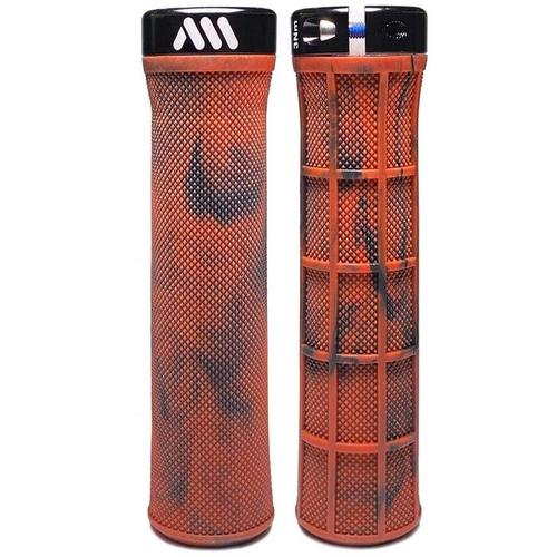 All Mountain Style Berm Griffe rot/schwarz 135mm 2022 Griffe