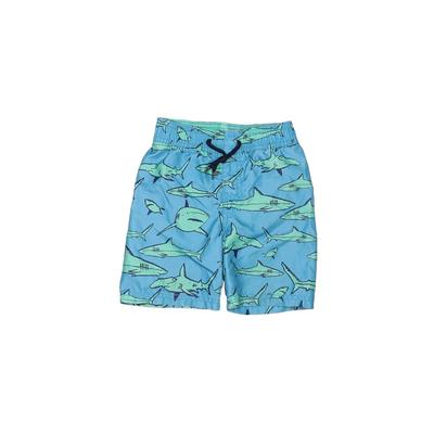 Old Navy Board Shorts: Blue Bottoms – Size 3Toddler