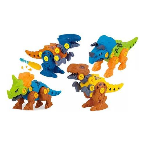 Dinosaurier-Spielzeug: 1x T-Rex