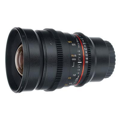 Samyang MF 24mm...