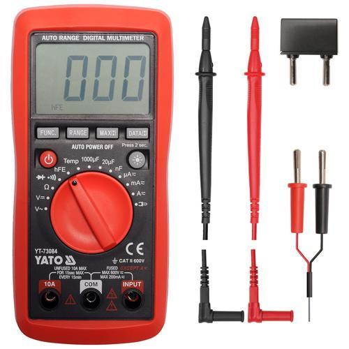 YATO Digital-Multimeter