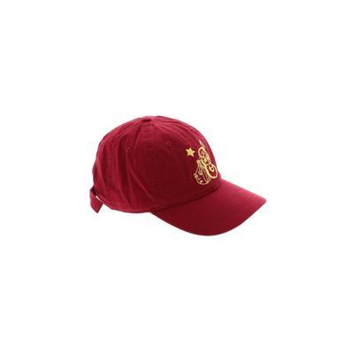 Econscious Baseball Cap: Red Acc...